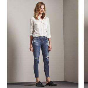 NEW • AG Jeans • Legging Super Skinny Jeans 14 Y
